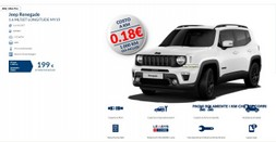 JEEP RENEGADE pay per use